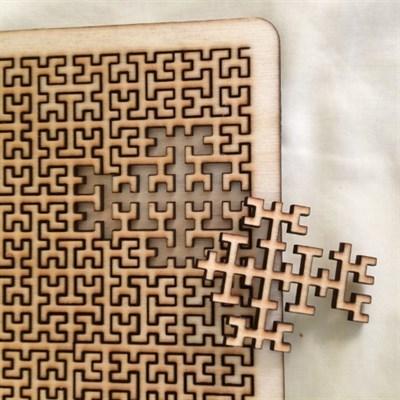 Fractal Puzzle Image