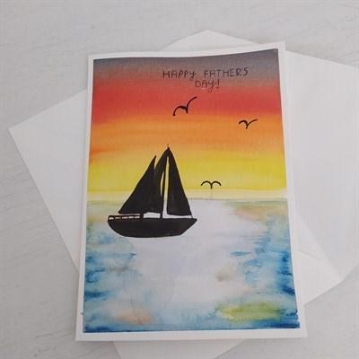 Sailing Card Image